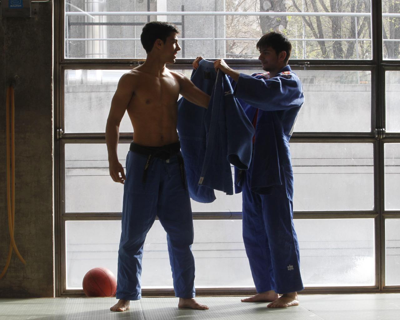 Álvaro y Dani Gavilán