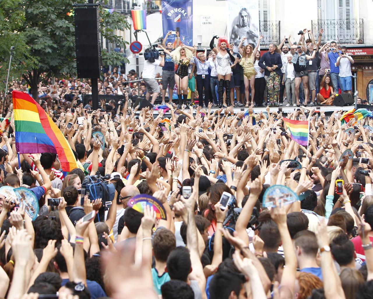 Pregón Orgullo Gay