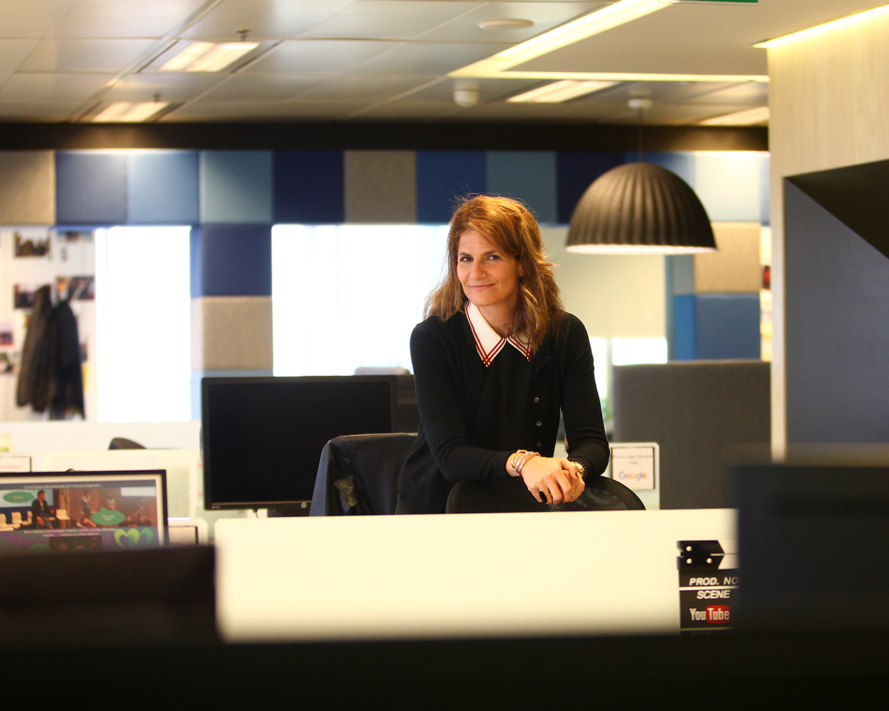 Fuencisla Clemares - Directora general de Google España