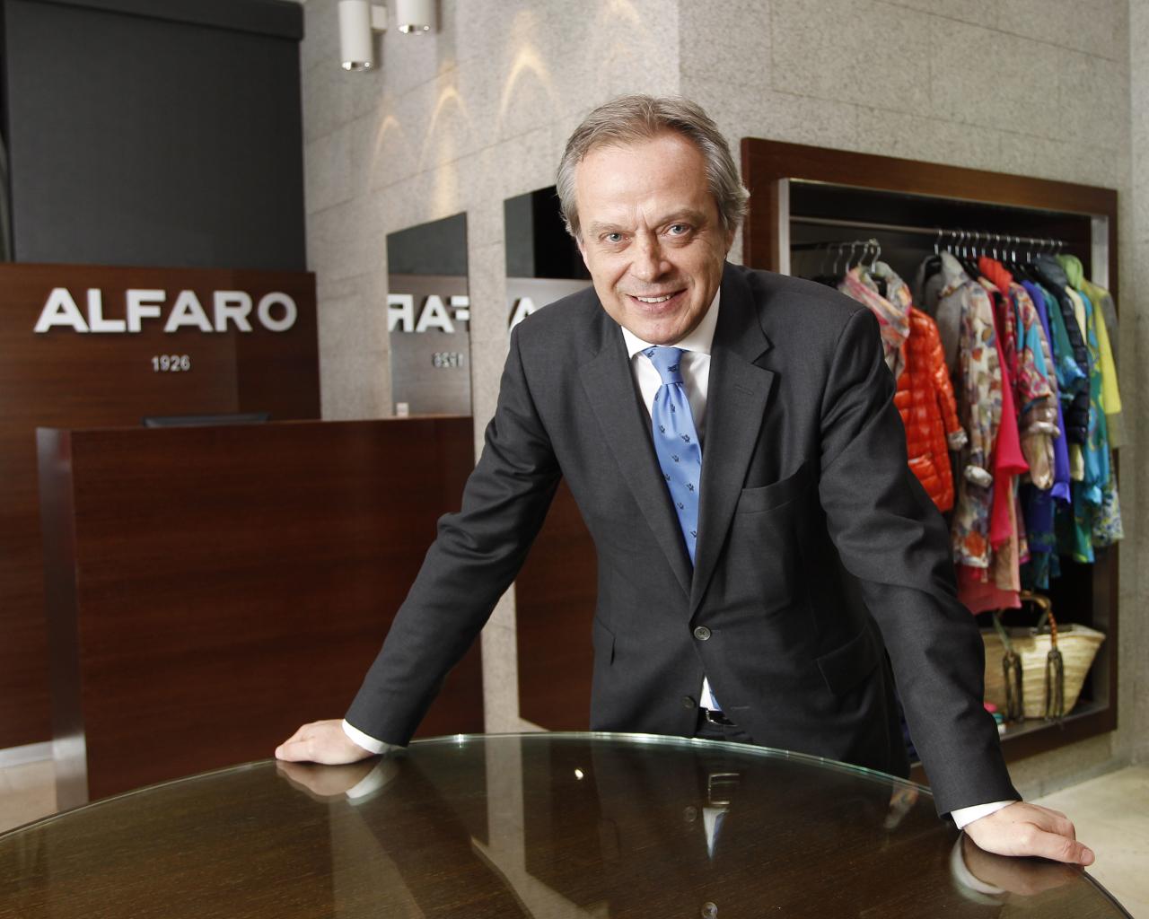 Hilario Alfaro - Presidente de Madrid Foro Empresarial